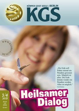 KGS Berlin 3/4 2021 Magazin